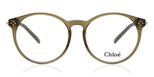 CHLOÉ CE2714 brilmontuur CE2714 Chloe rond brilmontuur 54, groen