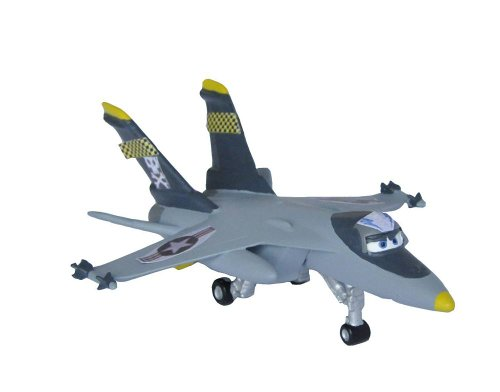 Bullyland 12921 - Spielfigur, Walt Disney Planes, Bravo, ca. 7,2 cm