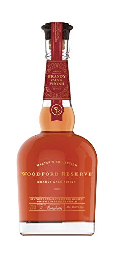 Woodford Reserve - Brandy Cask Finish - Master's Collection 12th Release - Whisky