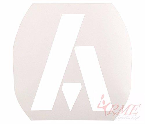 Ashaway Logo-Schablone für die Badminton-Schlägersaiten