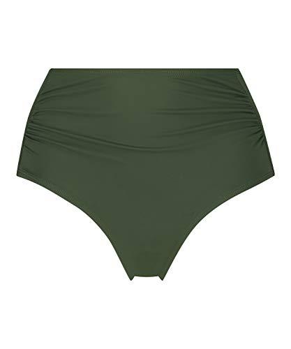 bikinihose mit hohem beinausschnitt zalando
