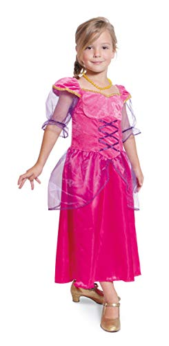 Folat - Royal Princess jurk, roze
