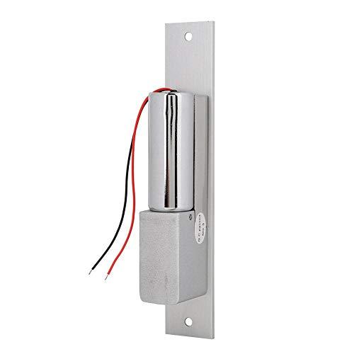 veiligheidsdeurvergrendeling, toegangscontrolesysteem, vergrendelingstijd, verstelbare aluminium constructie met lage temperatuur grendel, geschikt voor houten deuren.