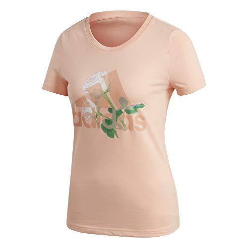 adidas T-Shirt Femme Must Haves Flower