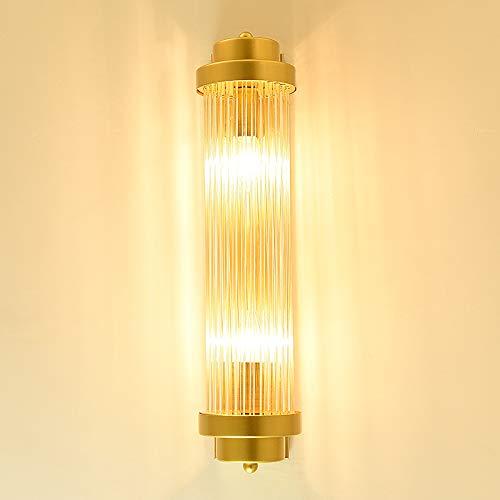 Wandlamp modern licht luxe gouden kristal wandlamp sfeervolle woonkamer wandlamp modern eenvoudige slaapkamer bedlampje