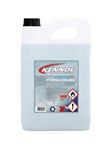 Kennol - Solution Hydroalcoolique 2 bidon 5 Litres - Désinfection des mains