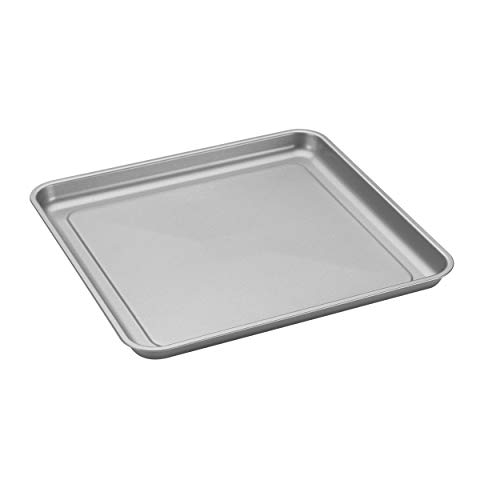 Cuisinart AMB-TOBCS Toaster Oven Baking Pan, Silver, 1.12'(l) x 1.07'(w) x 0.08'(h)