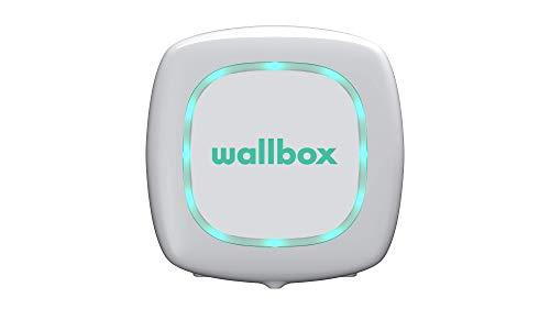Cargador Wallbox Pulsar potencia 7,4 kW conector tipo 2 manguera de 5