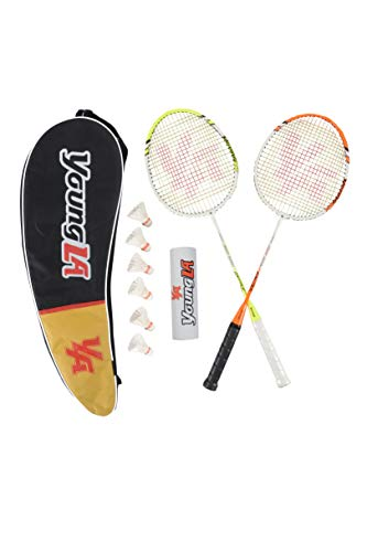 YoungLA Badminton Rackets for Ad...