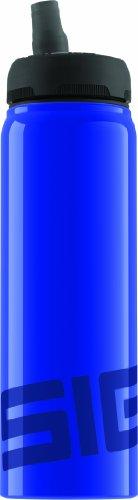 Sigg Trinkflasche Nat, Blau, 0.75 Liter, 8390