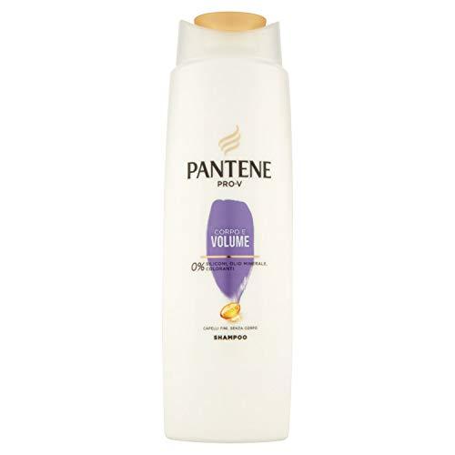 Pantene Pro-V Pro-V Corpo & Volume Shampoo, Volume Istantaneo - 300 ml