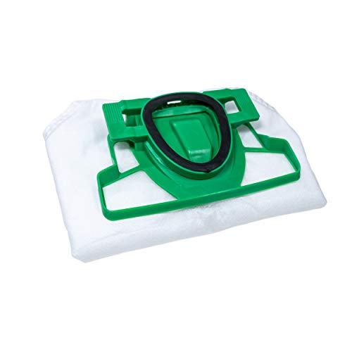 AGEstore 6 Staubsaugerbeutel geeignet für Vorwerk Kobold VK200 FP200 Filtertüten - Premium aus 5- lagigem Microvlies, auch für Allergiker geeignet, perfekt für Ihren Vorwerk VK200
