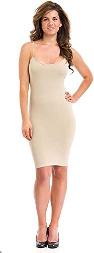 ASKI Dames zomer mode eenlijn hals slank afslankpakket heuprok hoge taille sexy dunne jarreteljurk huid naakt - one size