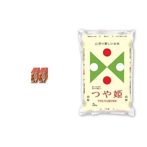 味の素 Cook Do 四川式麻婆豆腐用 60g×10個 +  【精米】山形県産 白米 つや姫 5kg 令和元年産