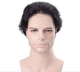 Fraser Hair 0.06 All V Looped Poly Skin System size 10/8 Color 1B Natural Indian Black.