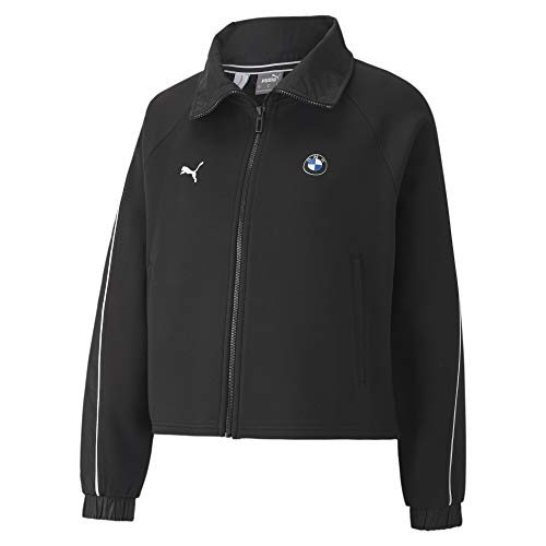 PUMA BMW M Motorsport Damen Sweatjacke Puma Black M