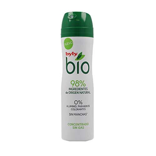 Byly – byly bio deodorant concentrato senza gasspray 75 ml