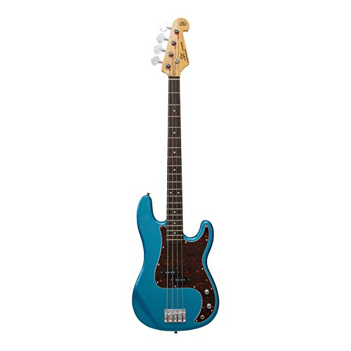SX - Báscula eléctrica, estilo PB, color azul