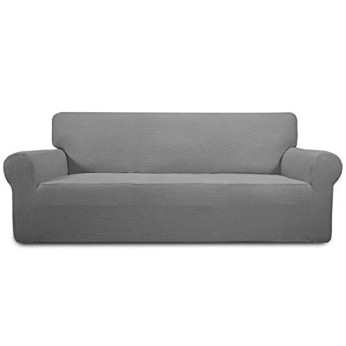Sofa Überwürfe ,1 Stück Stretch Sofabezug Jacquard Spandex Couchbezug Wasserabweisend Sofahusse