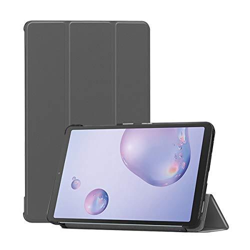 QiuKui Tab Funda para Samsung Galaxy Tab A 8.4 SM-T307, Cubierta de Plegado Inteligente Cubierta Protectora/Piel PU Slim Sleep Cubierta para la Tableta para Samsung Galaxy Tab A 8.4 2020