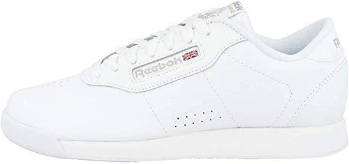 Reebok Damskie buty do biegania Princess, biały - Biały White 000-40 EU