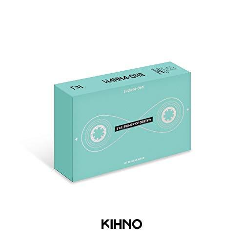 Stone Music Entertainment Wannna One – 111 = 1 Power of Destiny [Kihno Album] Kihno Kit + 12 Fotokarten + Golden Ticket + Extra Fotocards Set