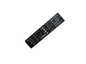Remote Control for Yamaha RX-V465 RX-465BL RX-V565 RX-V565BL YHT-591 YHT-791 YHT-494BL YHT-397 YHT-397BL YHT-493 YHT-493BL AV A/V Audio Video Receiver