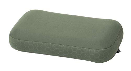 Exped Mega Pillow for Camping & Travel, Large, Mossgreen