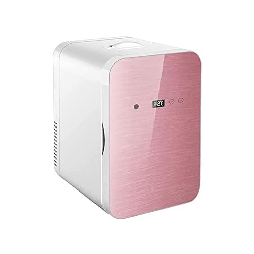 BIIII Mini Nevera, refrigeradores de 8 litros, congelador Compacto, Portátil Portátil Fridger 48W Potencia Baja, Pantalla táctil Inteligente