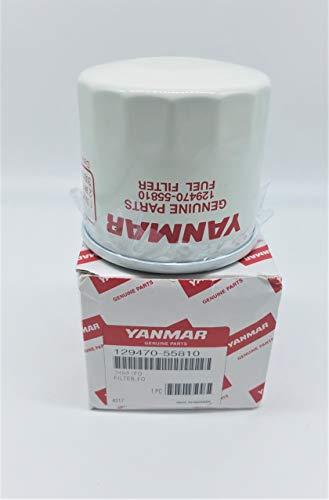 Yanmar Kraftstofffilter passt für 3JH, 4JH, original 129470-55810 ersetzt 129470-55703