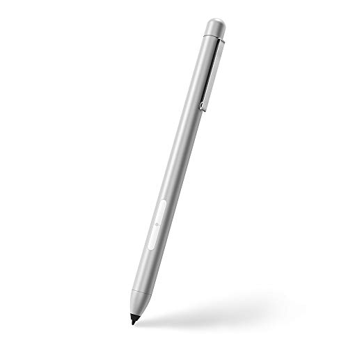 Surface Pen, Kimwood Microsoft Certified Surface Stylus for Surface Pro 7/6/5/4/3, Surface Laptop 3/2/1, Surface Book 2/1, Surface Go, 1024 Level Pressure with AAAA Battery & Spare Tips