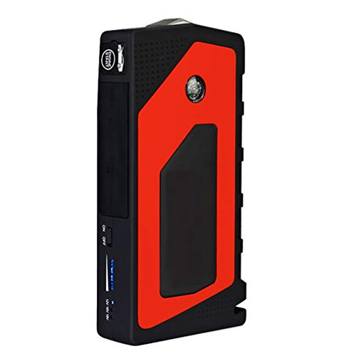 Read About WPFC Multifunction Jump Starter, 69800mAh 12V 4USB 600A Portable Car Battery Booster, Pow...