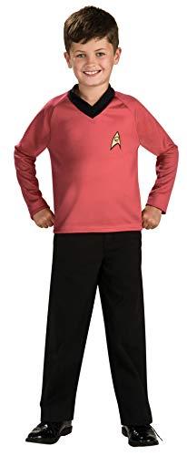 Rubie's 886461S officiële Star Trek Scotty kostuum, kinderen, klein
