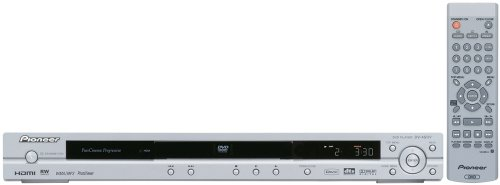 Why Should You Buy Pioneer DV-490V-S Progressive Scan DVD Player with HDMI