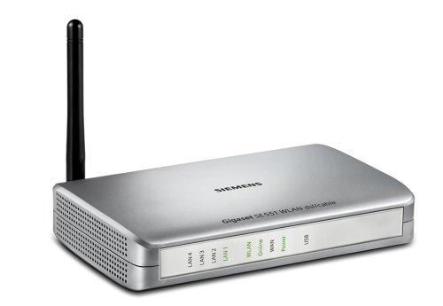 Siemens Gigaset SE 551 Wireless Super G DSL-Router