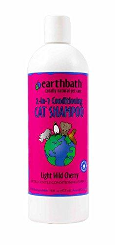Earthbath Oatmeal 2-in-1 Cat Shampoo