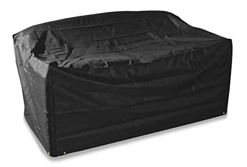 Bosmere Protector 6000 Modular 3 Seat Sofa Cover, Large - Black, M690