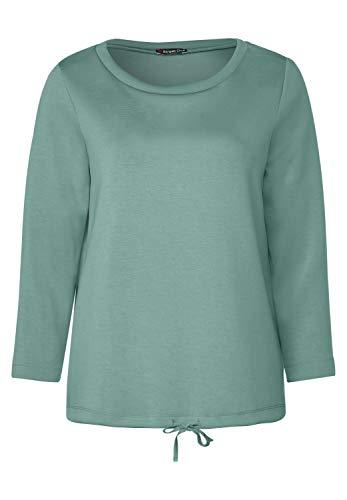 Street One 314640 Camiseta, Thyme Jade, 48 para Mujer