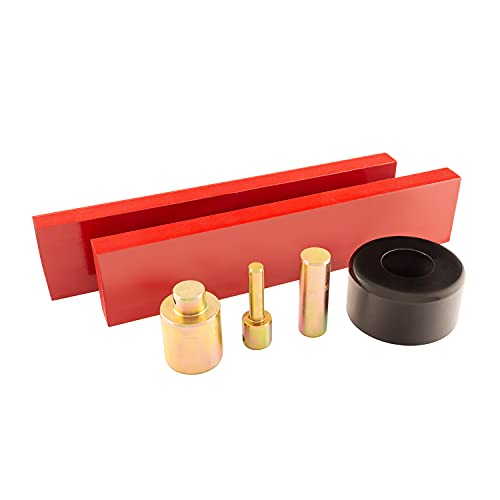 Sunex 57KIT6 6-Piece Press Punch Kit