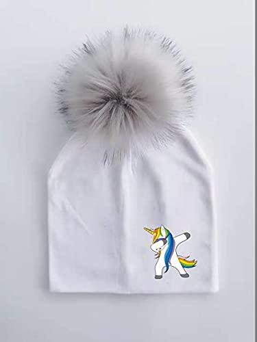 Moda de Invierno Mariposa niños pequeños capó Infantil Gorro de bebé para niños y niñas Gorra de Viaje...