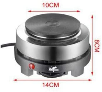 LEYENDAS Placa eléctrica de Cocina portatil termostato de ...