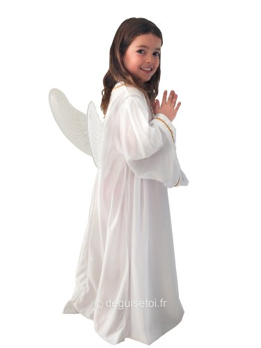 Atosa  - Disfraz de Angel niño/as t-2