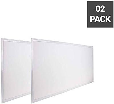 LTMATE 2x4 FT LED Flat Panel Light, Drop Ceiling Light, 60W, 5000K