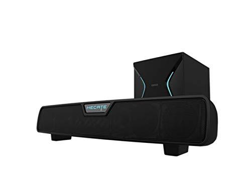 Edifier G7000 Negro – Sistema von Sonido Y Subwoofer Inalámbrico para Gaming
