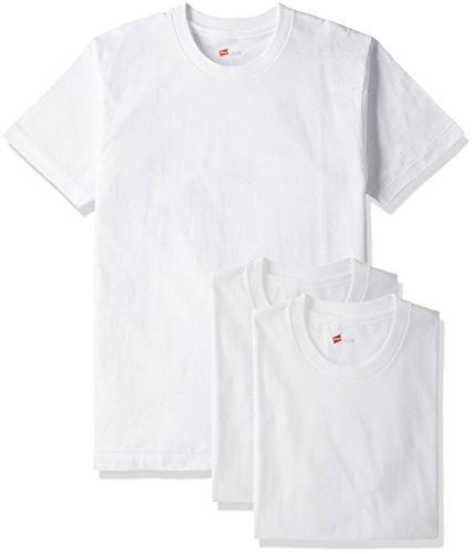 [ヘインズ] Tシャツ 3P ゴールドパック クルーネック 丸首 3枚組 上質なコットン 着心地の良い生地 HM2155G...