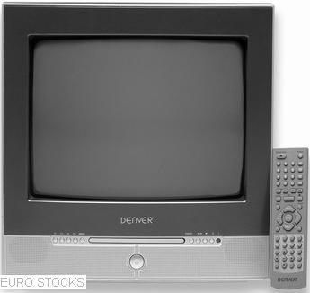 Denver TVD-1448 - CRT TV: Amazon.es: Electrónica
