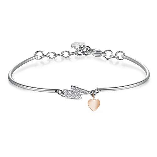 Brosway Jewels Bracciale Chakra BHK354 Amore Colpo di Fulmine