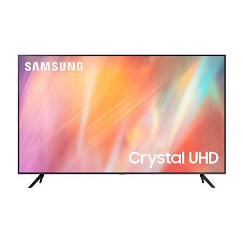 "Samsung TV UE43AU7172UXXH Smart TV 43"" Serie AU7192, Crystal UHD 4K, Wi-Fi, 2021 model, PurColor, Tizen OS, Dolby Audio 20W (43"" / 108 cm)"