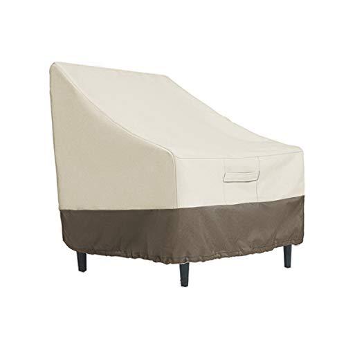 PHI VILLA silla de jardín resistente a la intemperie muebles de jardín  cubierta estándar al aire libre silla cala