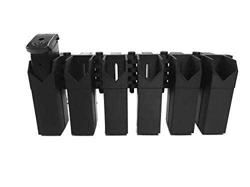 New MCE Digital Armory eAMP Patriot - Ruger SR9-9mm Six Mag Pouch
